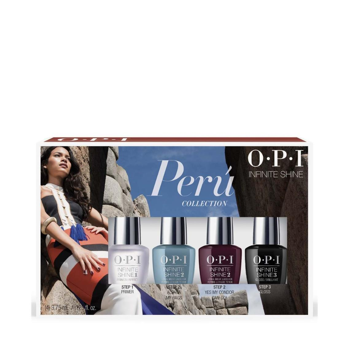 Opi Fall Collection 2018 Is Mini 4 Pack