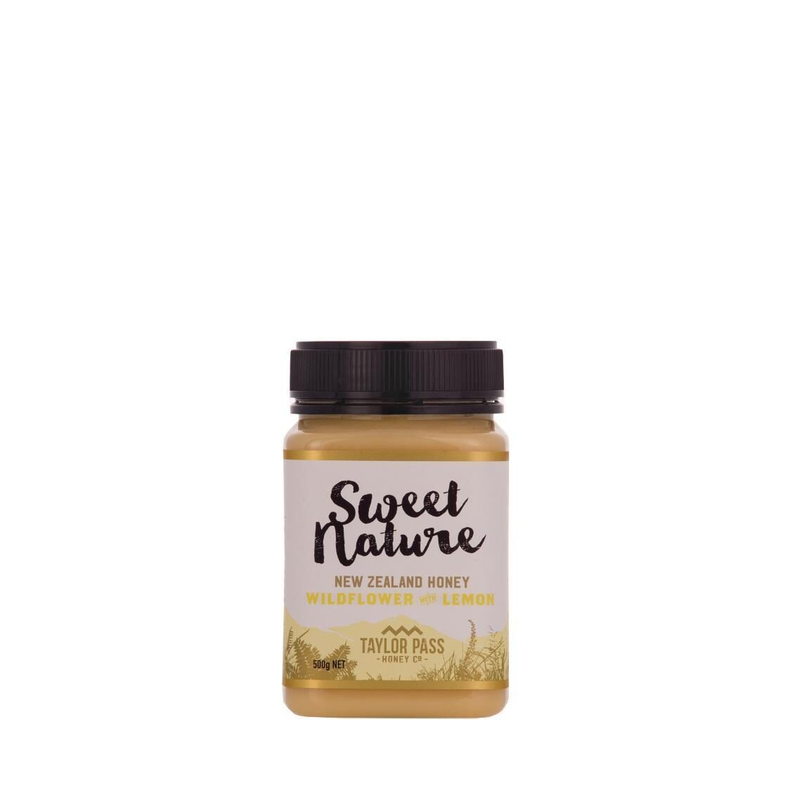 Wildflower With Lemon Honey 500g