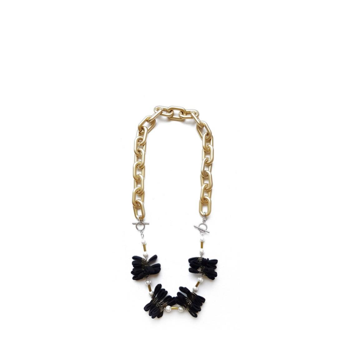 HARPER Necklace BLACK