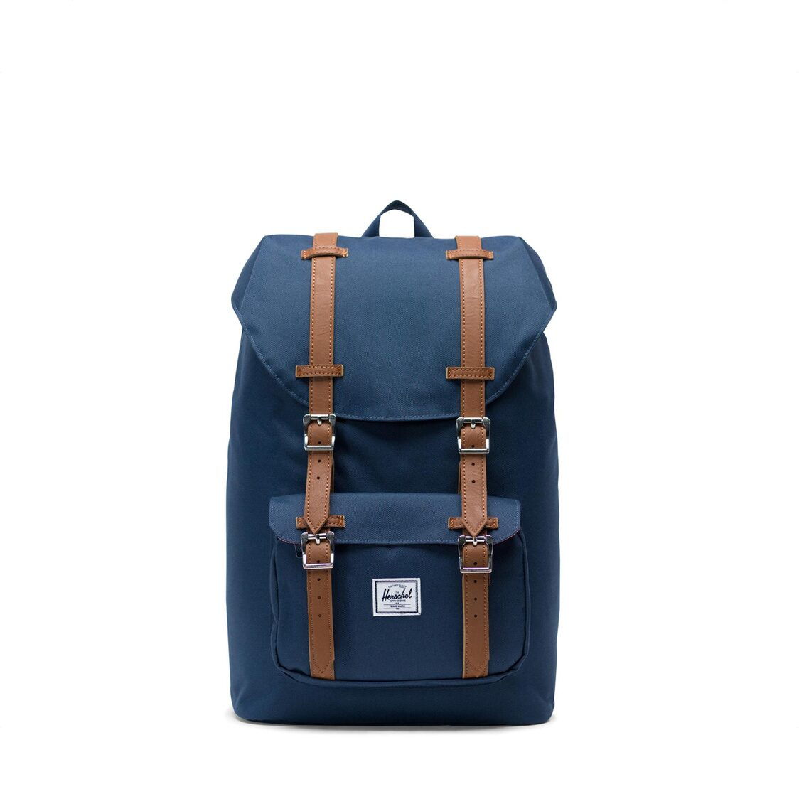 Little America Mid 600D Poly Navy
