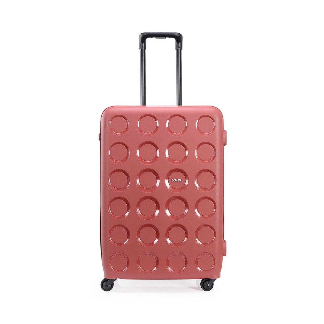 Vita Luggage - Masala Red
