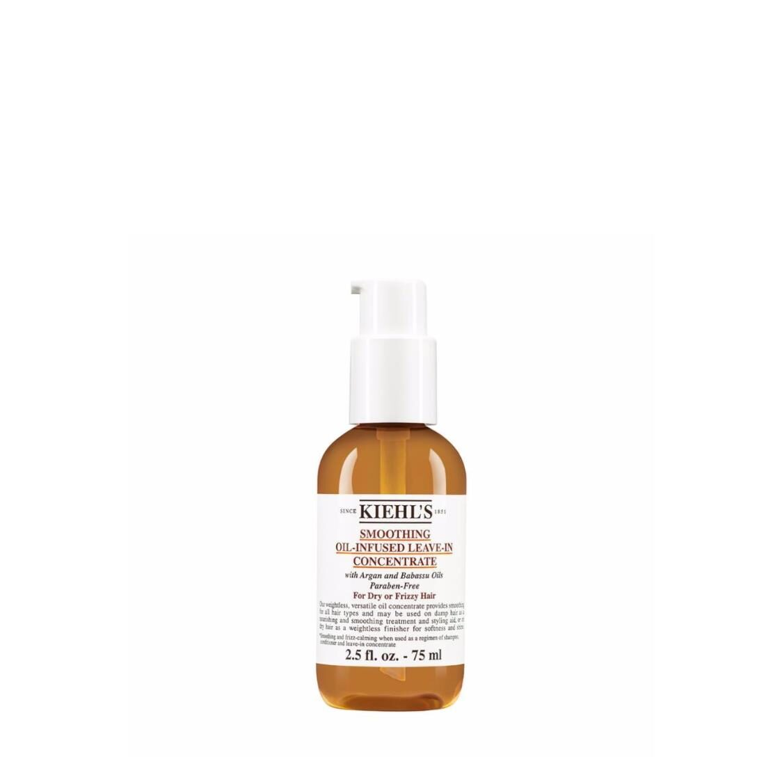 Smoothing Oil-Infused Leave-In Concentrate 75ml