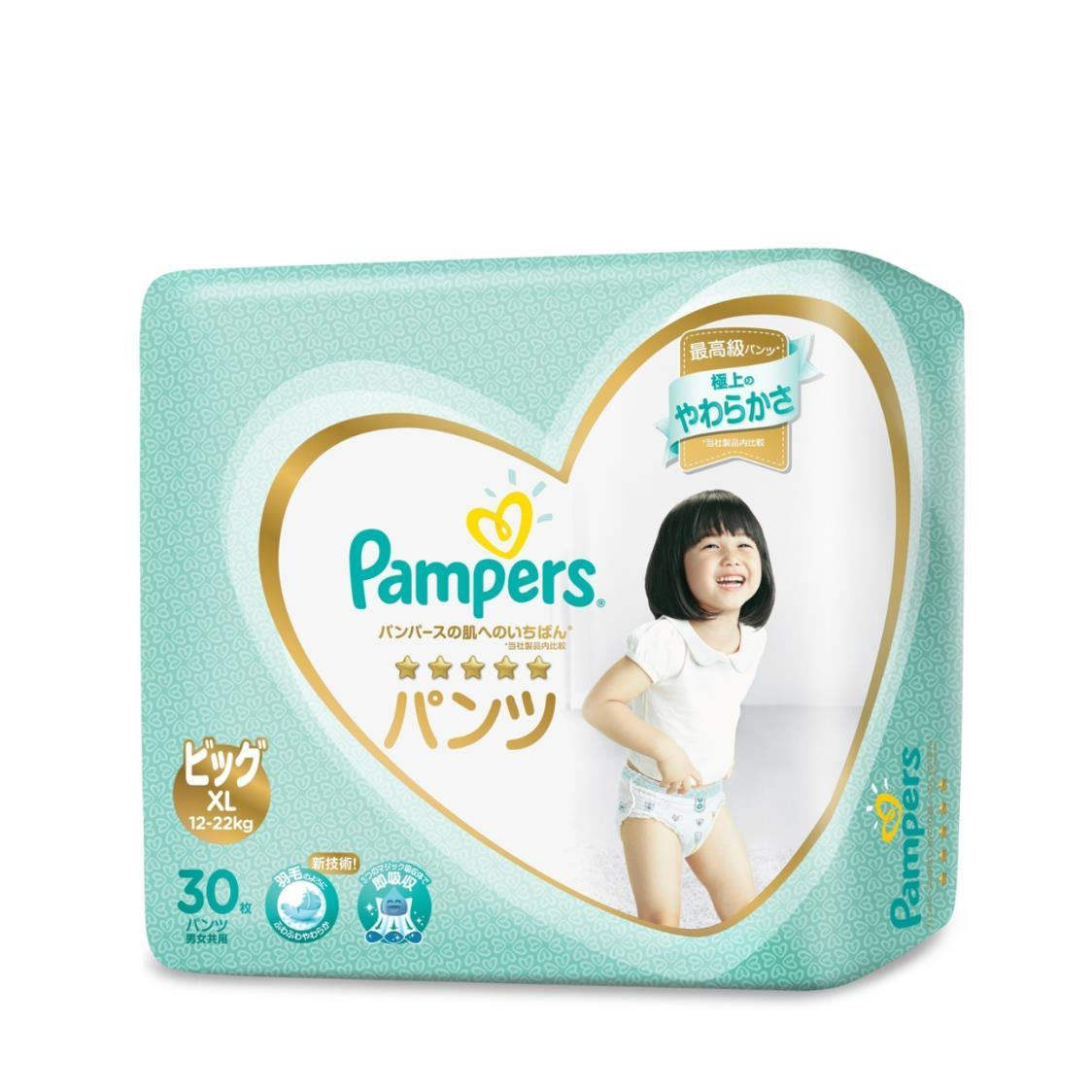 Pampers Premium Care Pants XL 30s 12-22kg