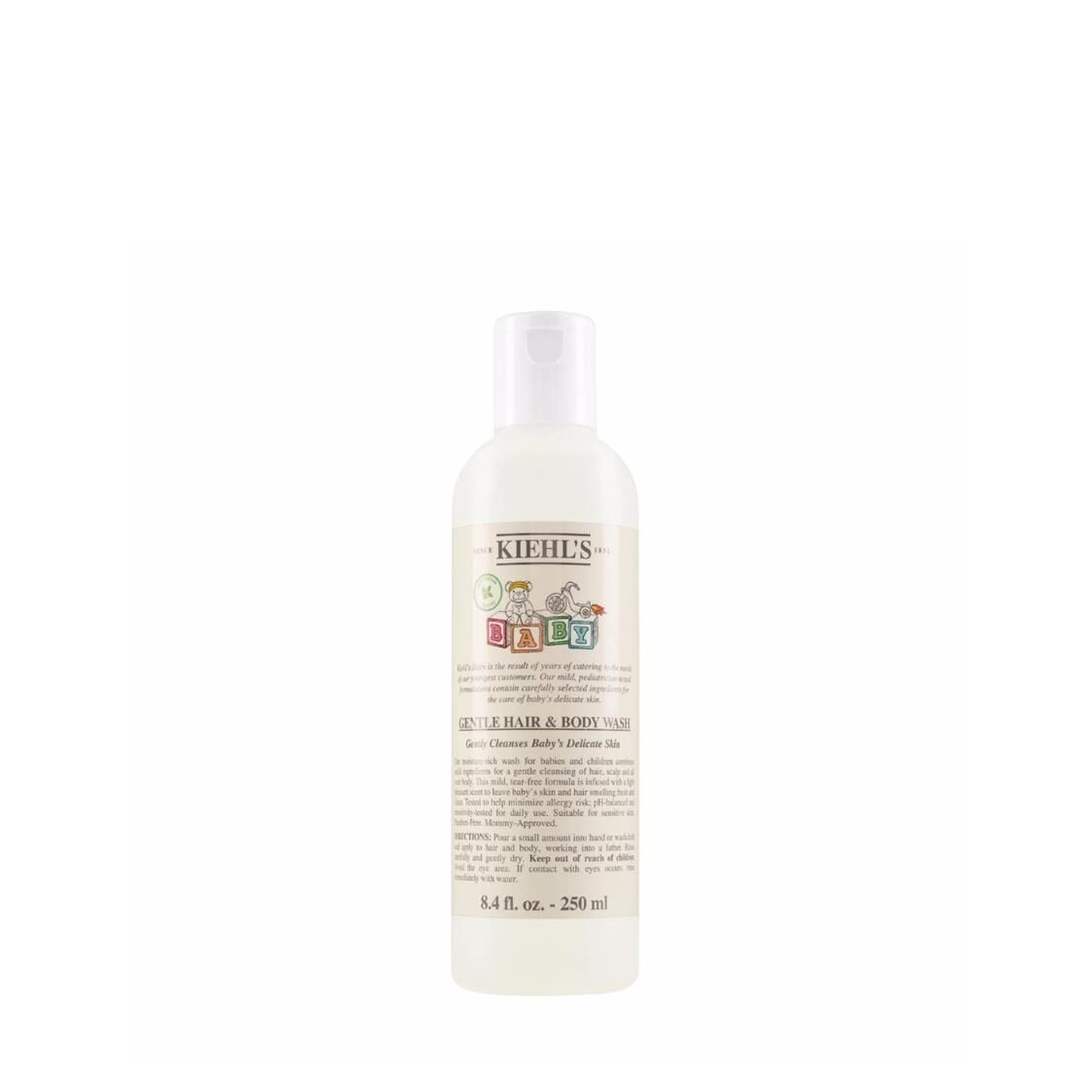 Kiehls Since 1851 Baby Gentle Hair And Body Wash 250ml