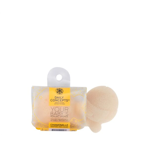 Daily Concepts Your Baby Konjac - Chamomile