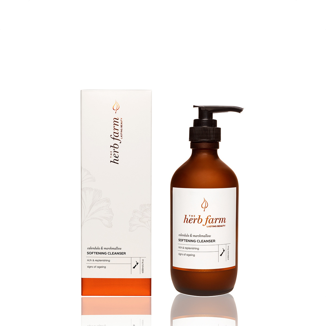 Calendula  Marshmallow Softening Cleanser 200ml