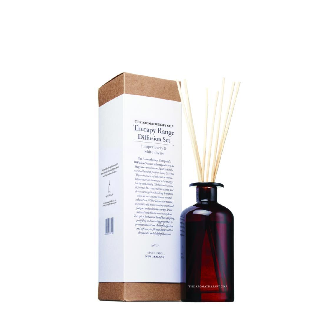 Therapy Diffuser 250ml Juniper Berry  Thyme