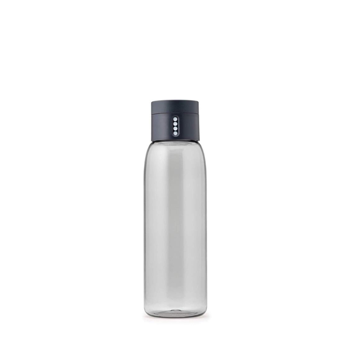 Dot Hydration Tracking Water Bottle Black