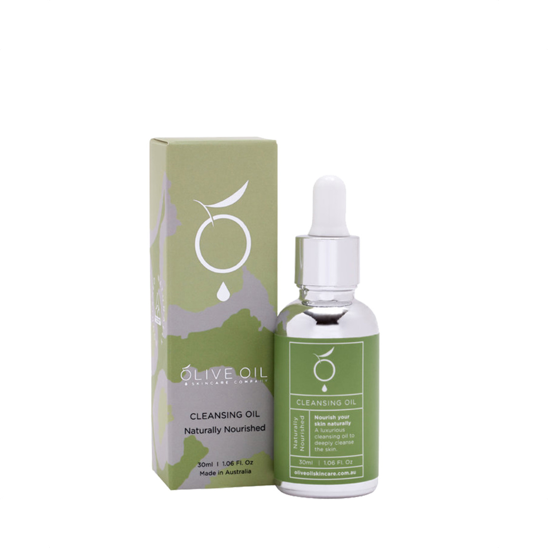 Face Oil Cleanser Naturally Nourished 30ml