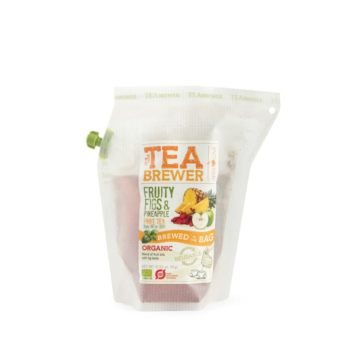 Tea Brewer - Fruity Figs  Pineapple 9g