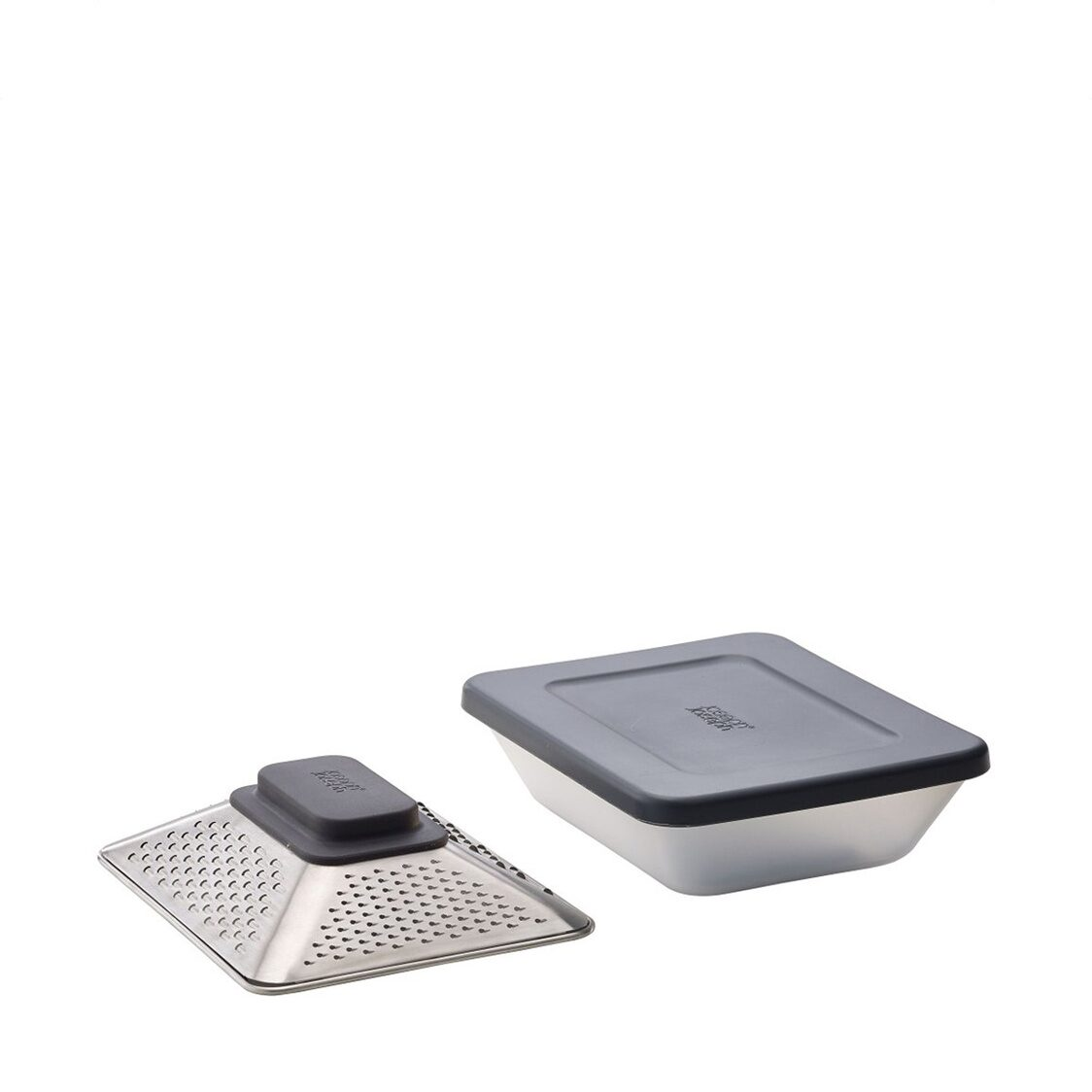 Prism 4-In-I Box Grater With Storage Container Base A