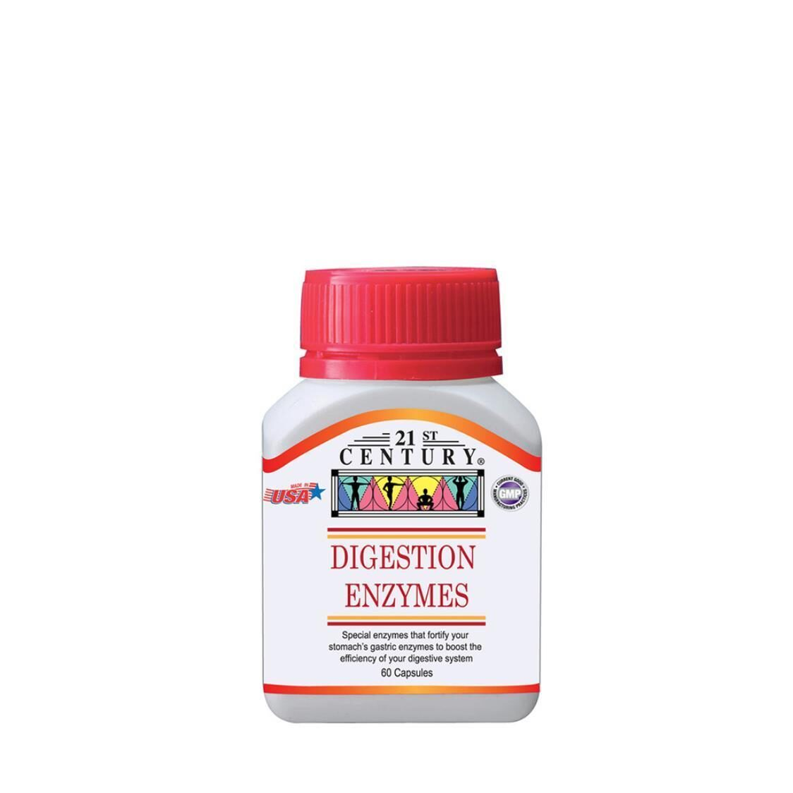 Digestion Enzymes 60