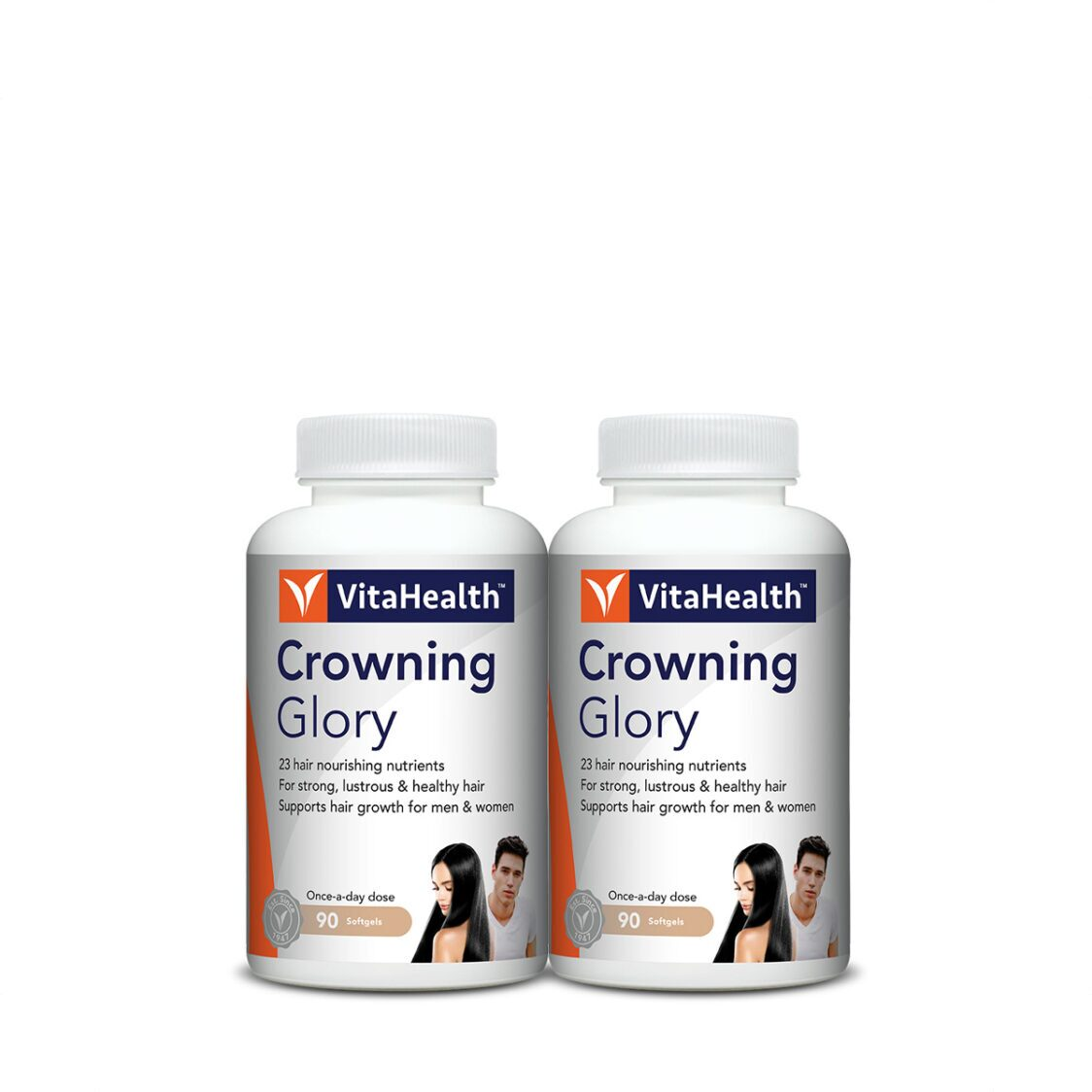Crowning Glory 2x90 Softgels