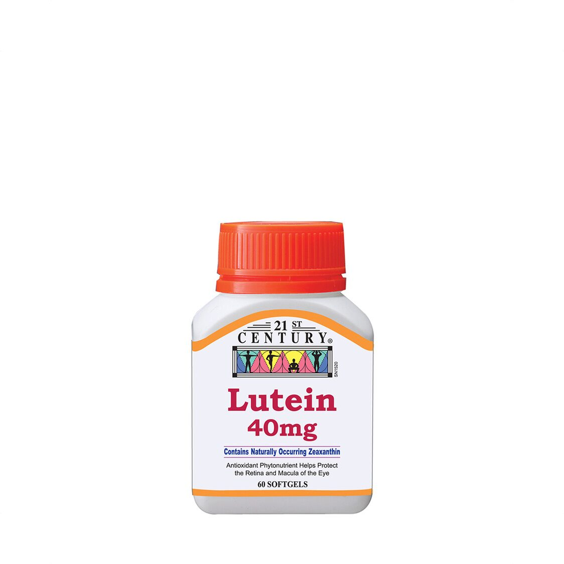 Lutein 40mg 60s