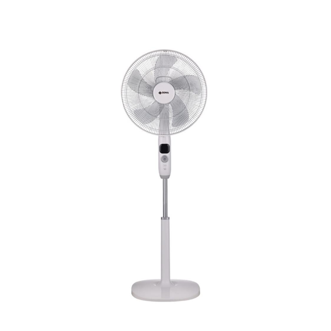 Remote DC Stand Fan 16 SFS 1186
