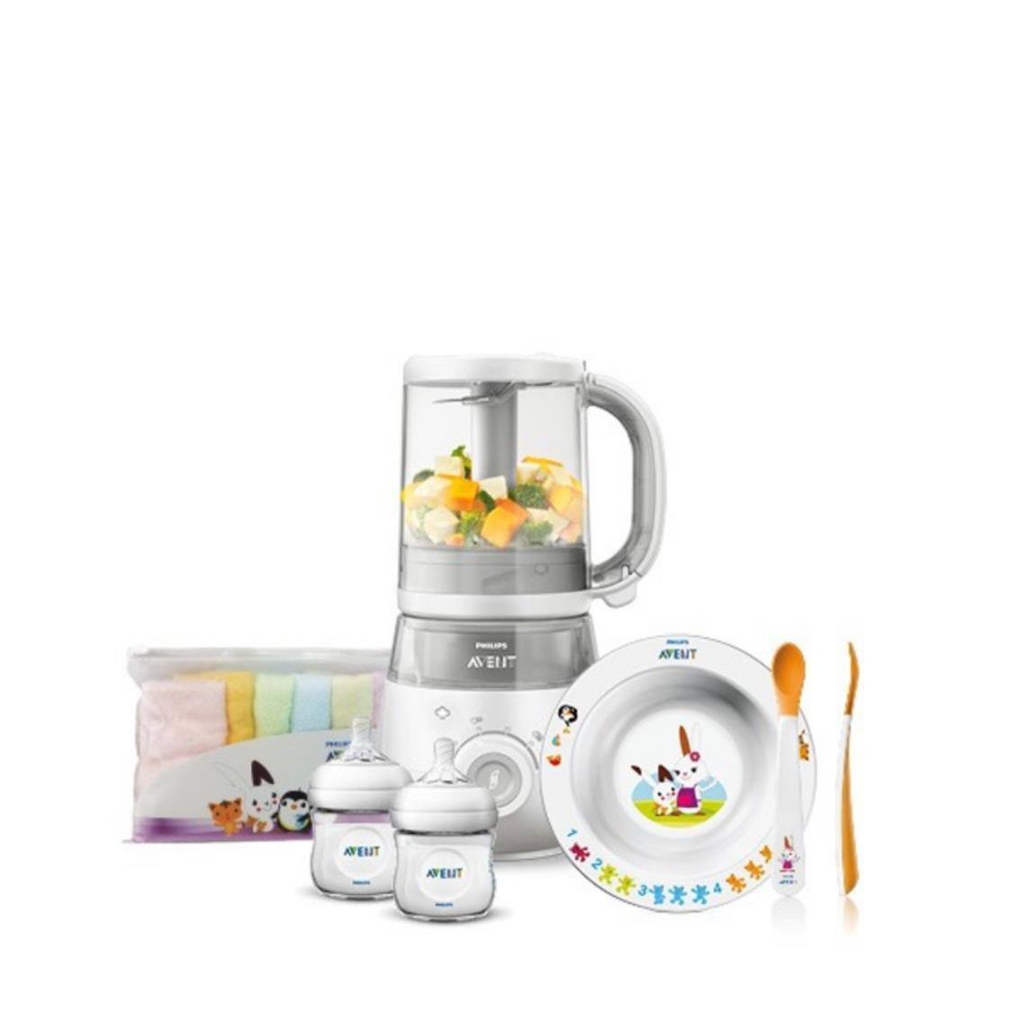 4-in-1 Baby Food Maker Set