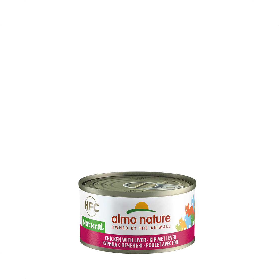 Chicken  Liver Cat Can 70g