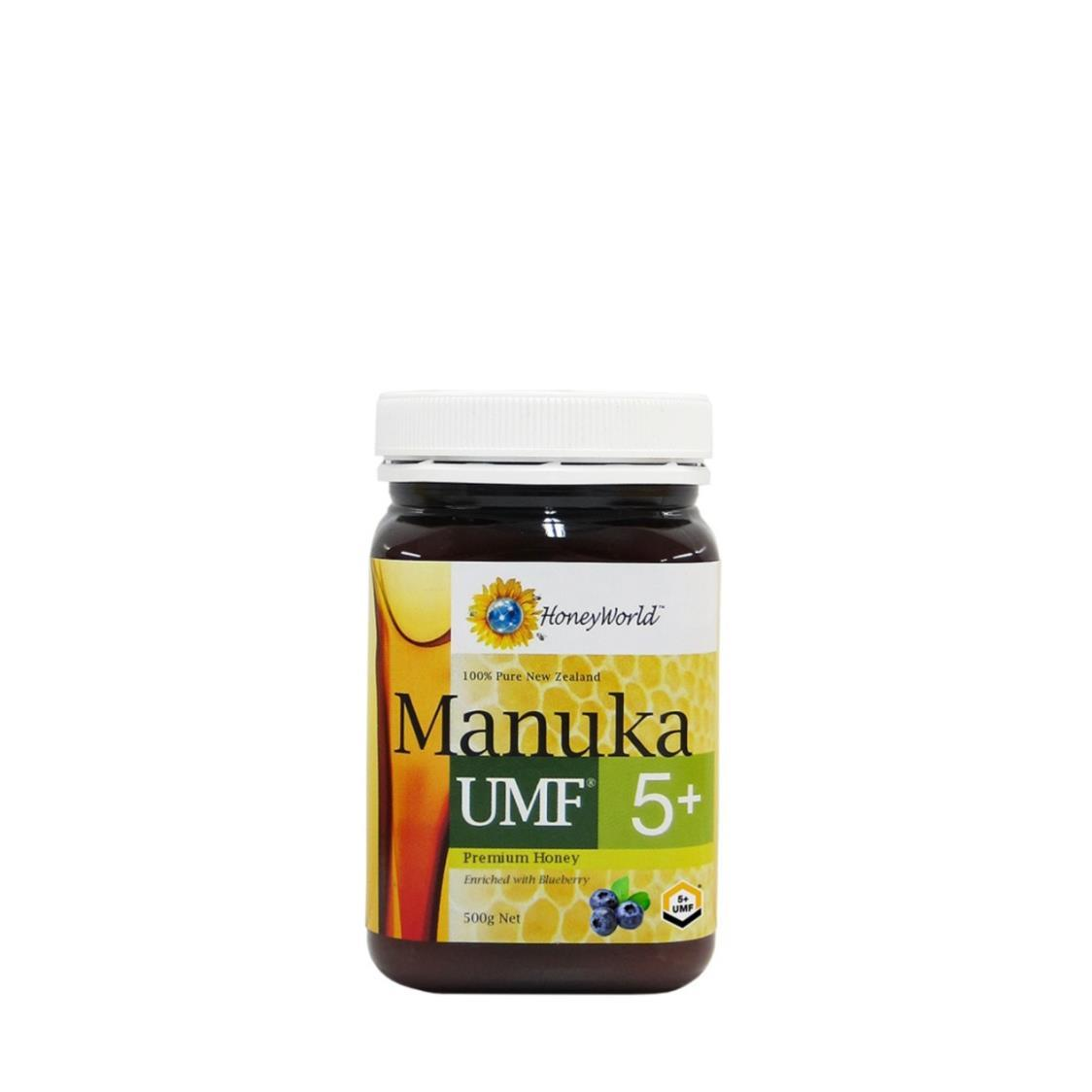 Blueberry Enriched Manuka Umf  5