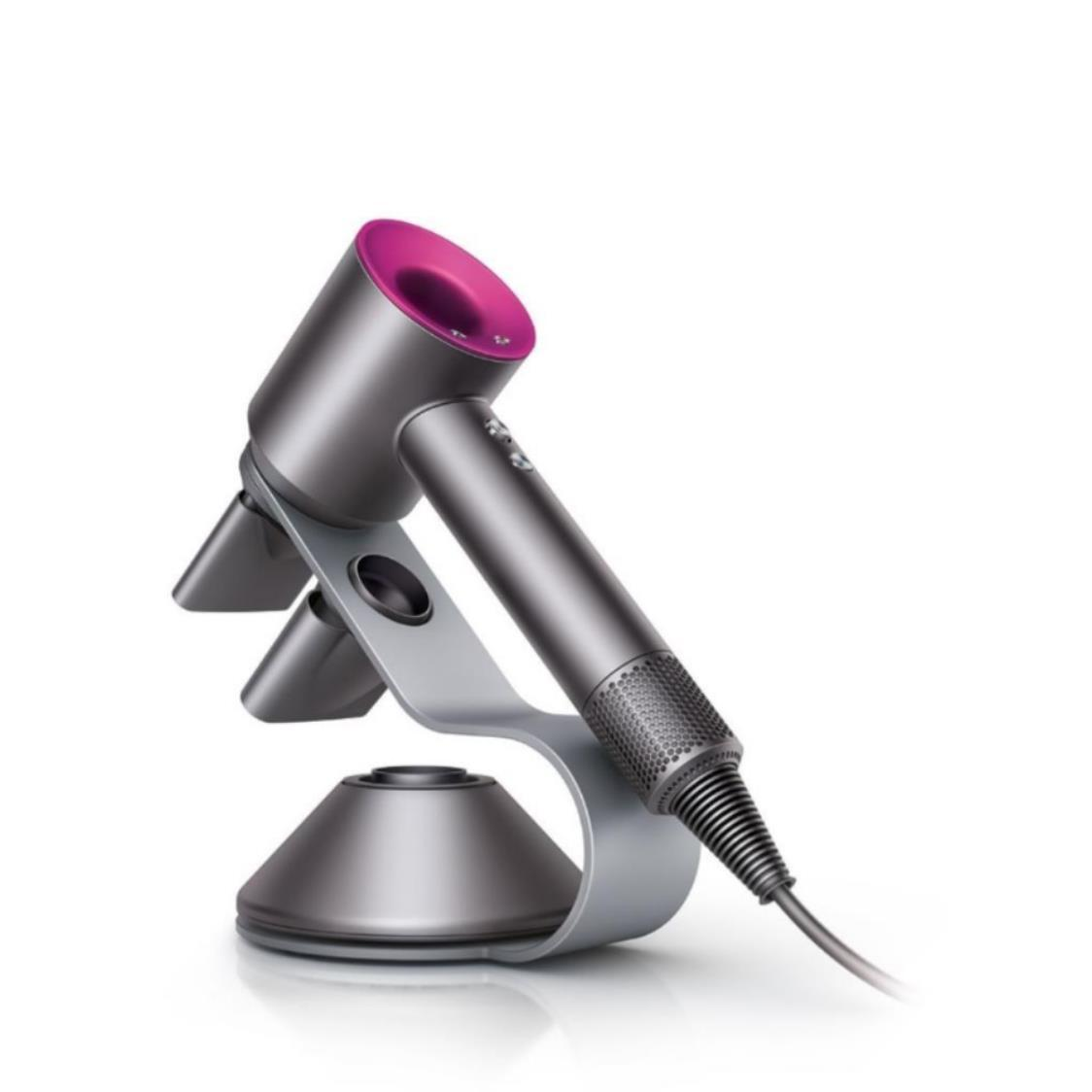 Dyson Supersonic IronFuchsia with Presentation Stand