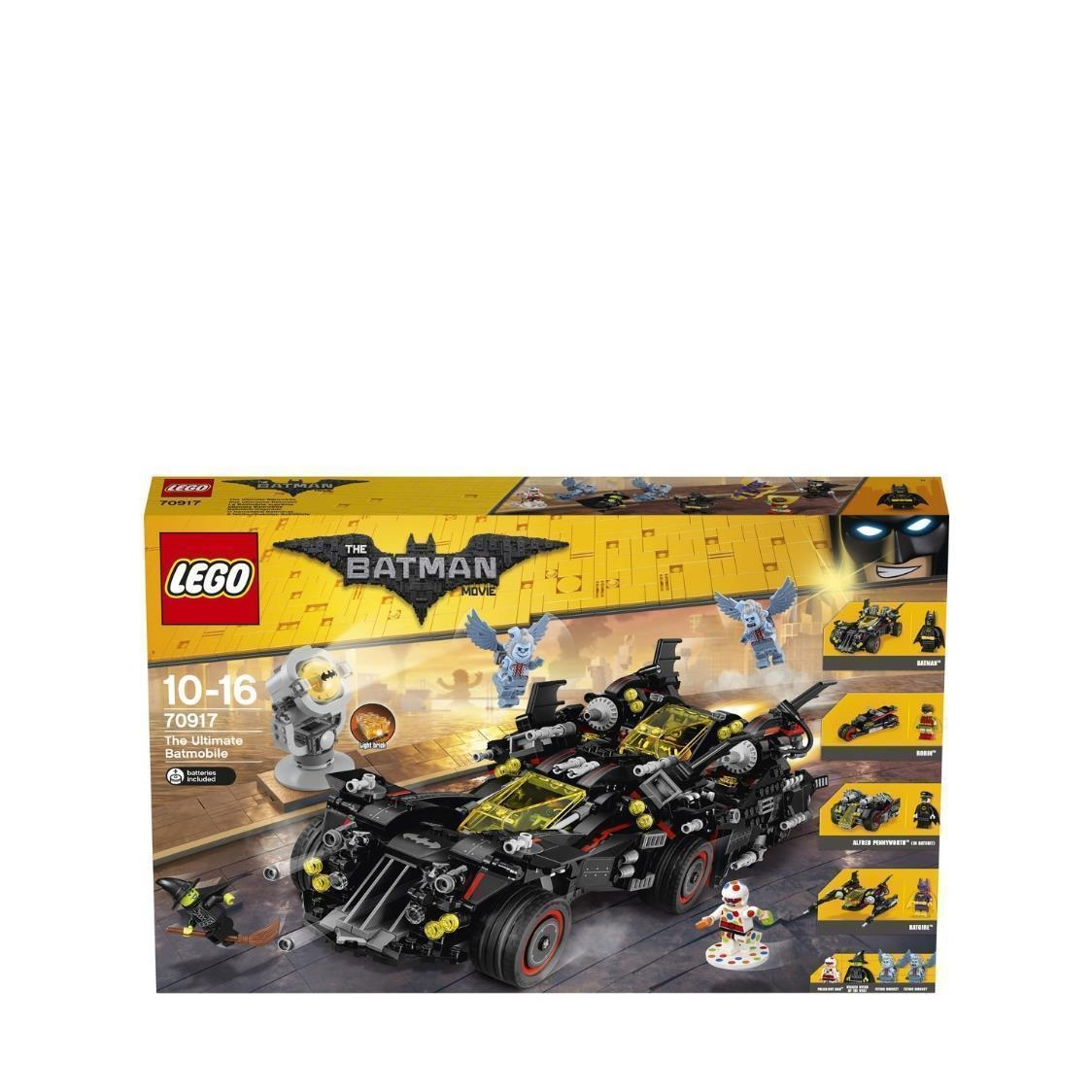 The Ultimate Batmobile 70917