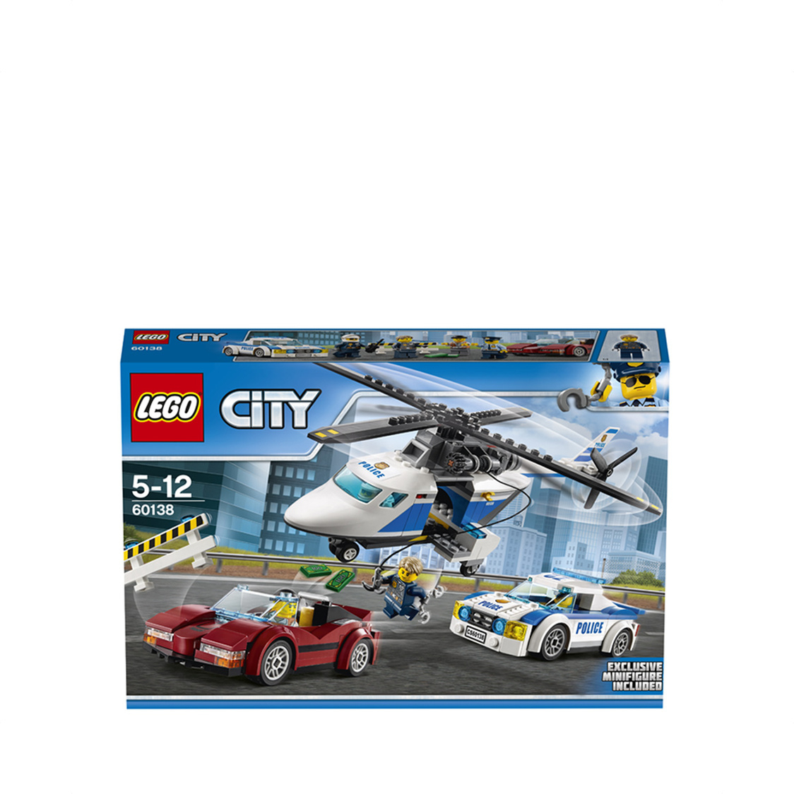 High Speed Chase 60138