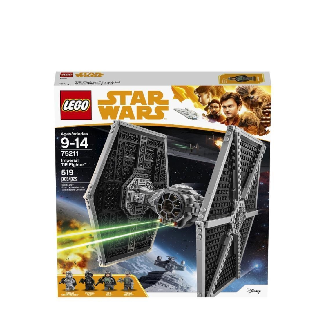 Imperial TIE Fighter 75211