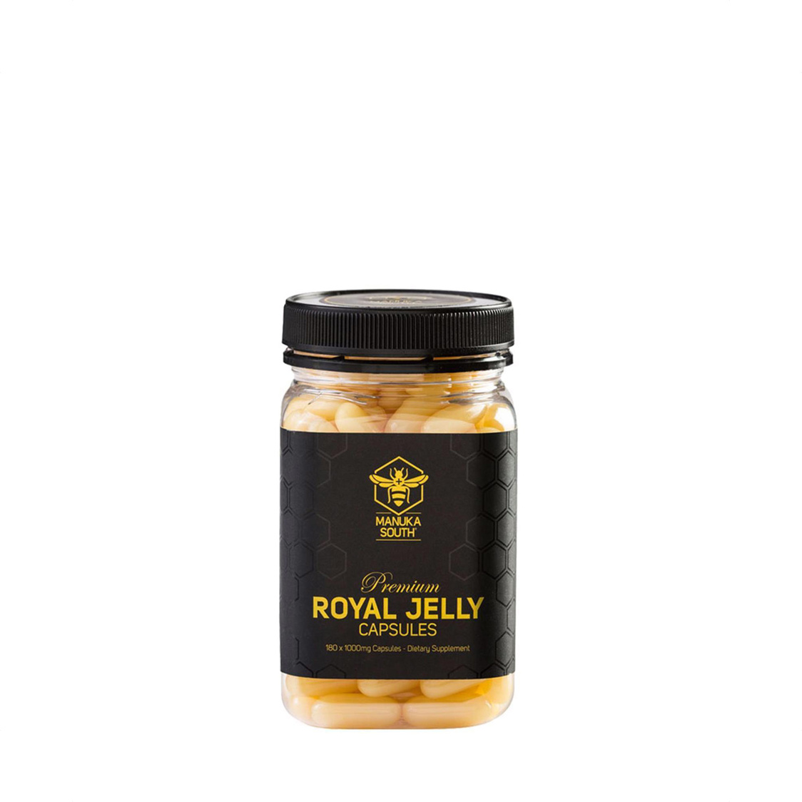 New Zealand Manuka South Royal Jelly 1000mg 180s Capsules