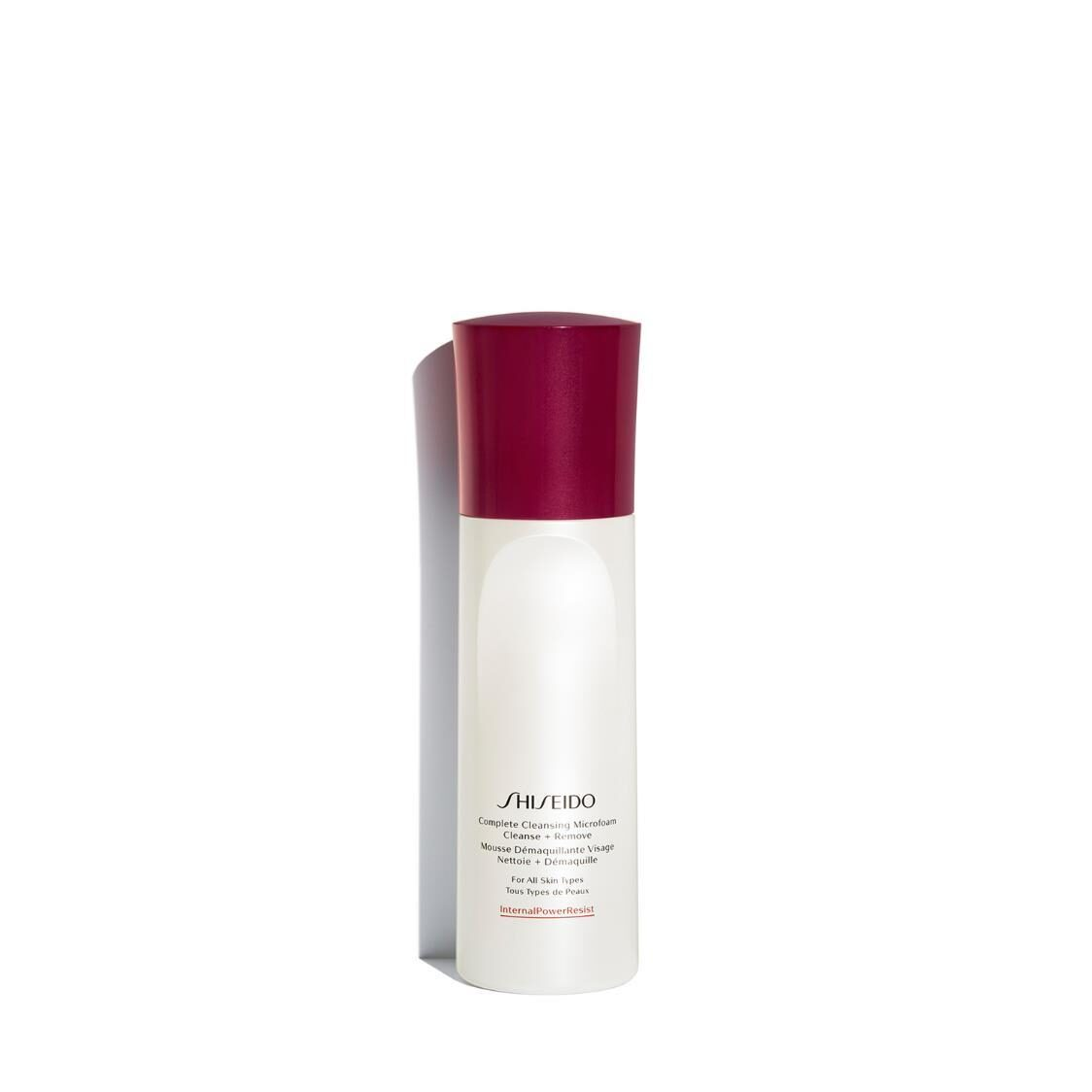Shiseido Complete Cleansing Microfoam