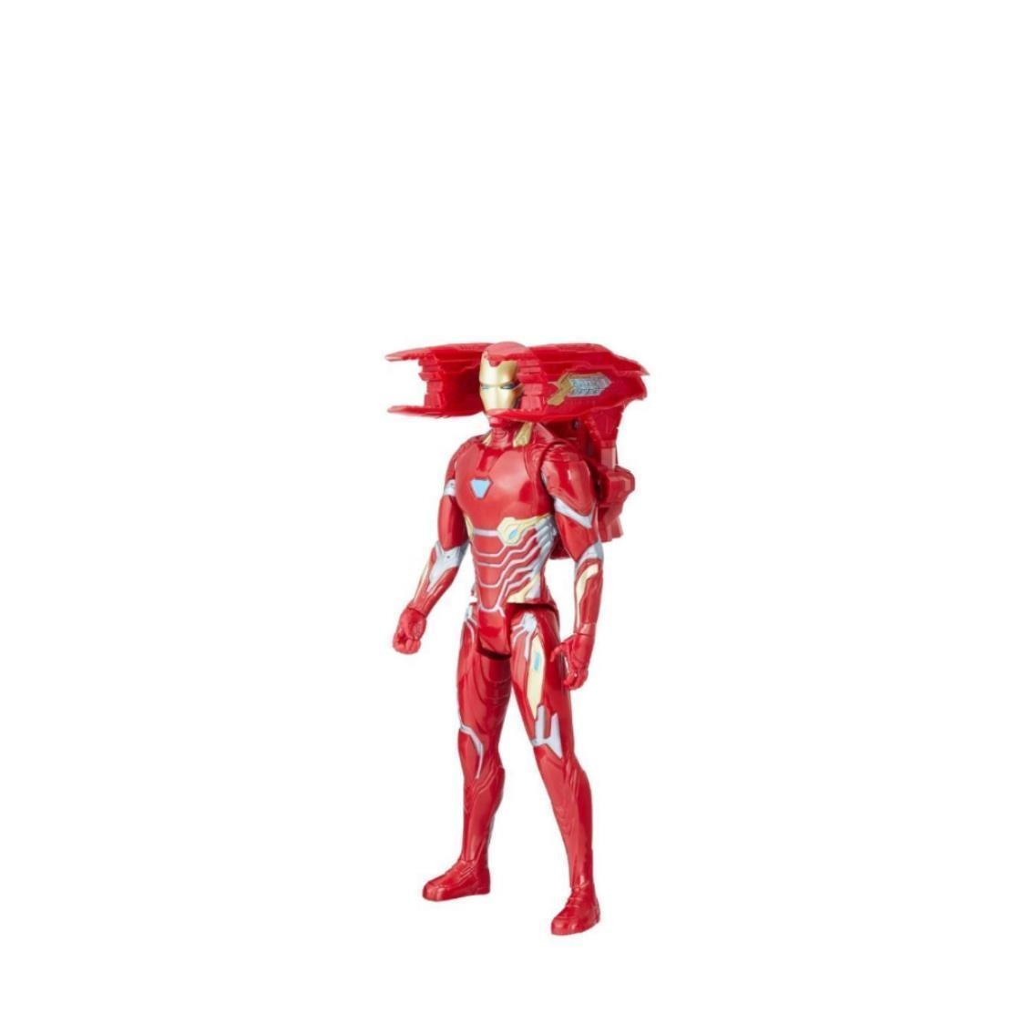 Marvel Avengers Infinity War Titan Hero Power FX Iron Man
