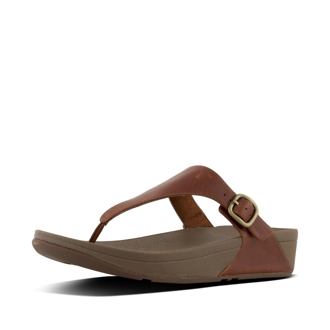 The Skinny Leather Toe-Thong Sandals