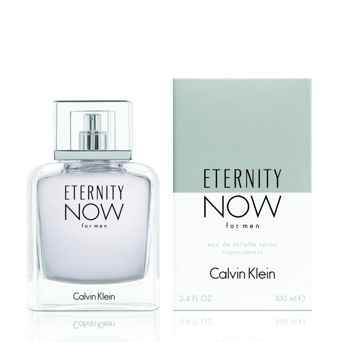 CK Eternity NOW EDT Men 100ml