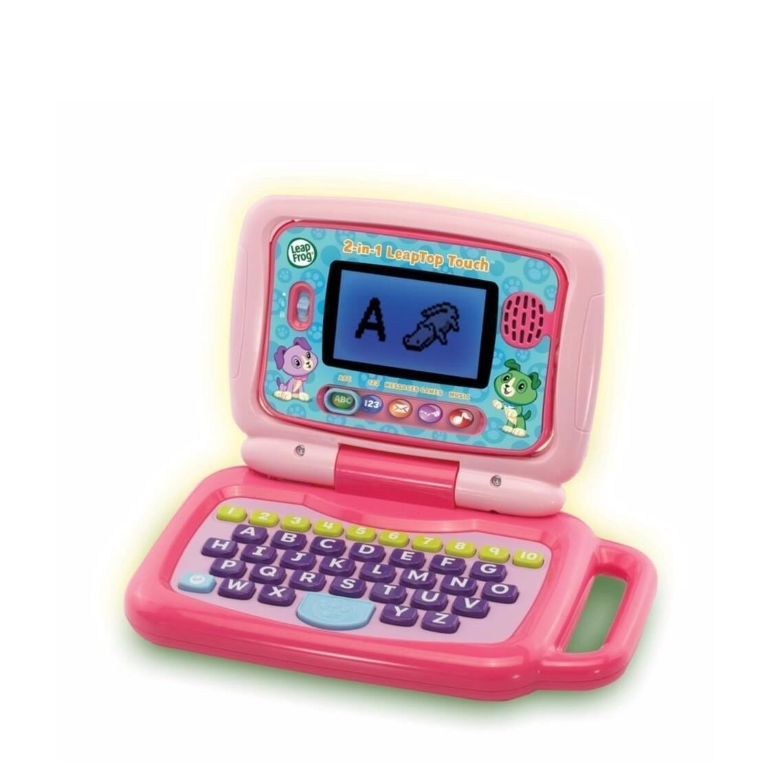 2 In 1 Leaptop Touch Pink