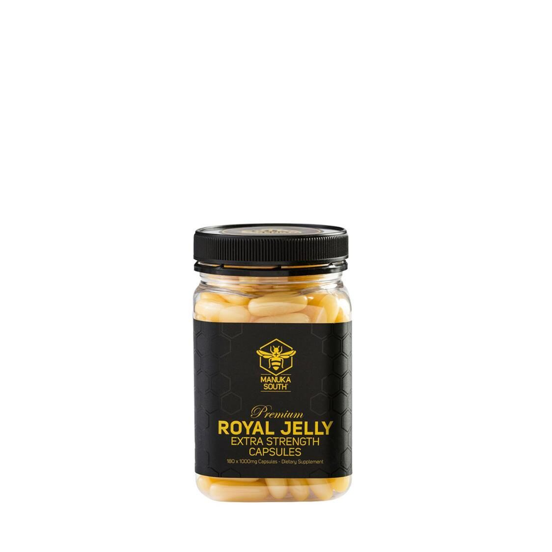 High Strength Royal Jelly 180s