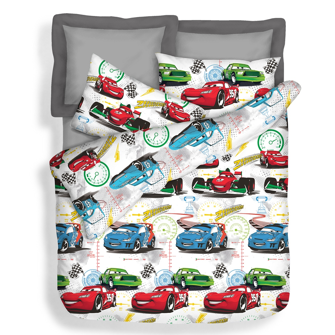 Speed Run Fitted Sheet Set