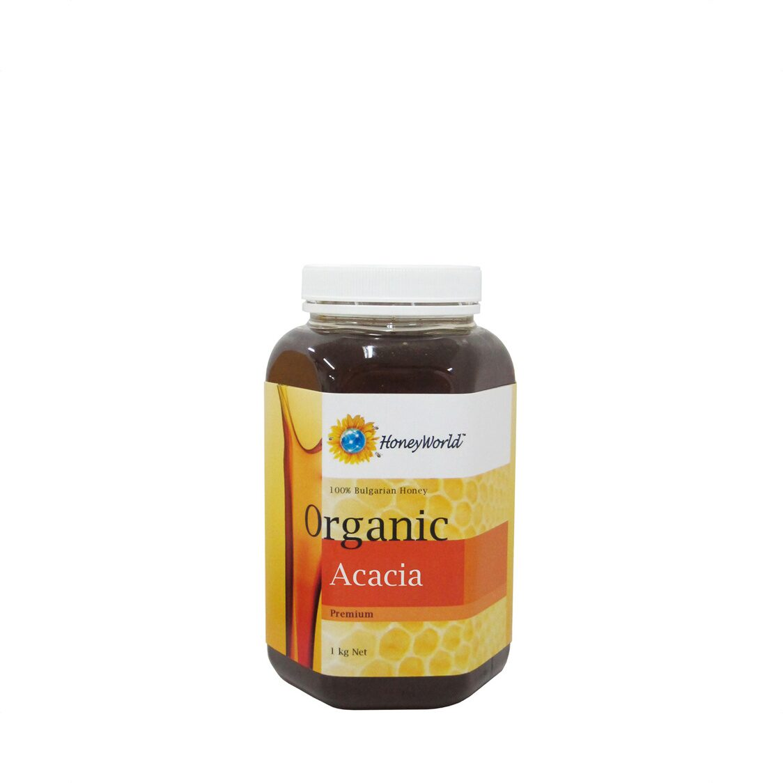 Bulgarian Organic Acacia Honey 1kg