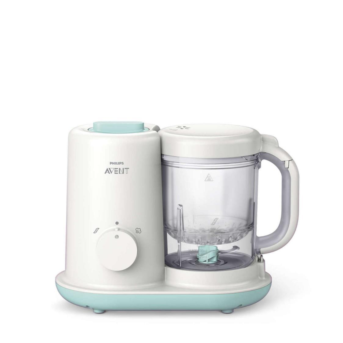 2-In-1 Baby Steamer And Blender Entry
