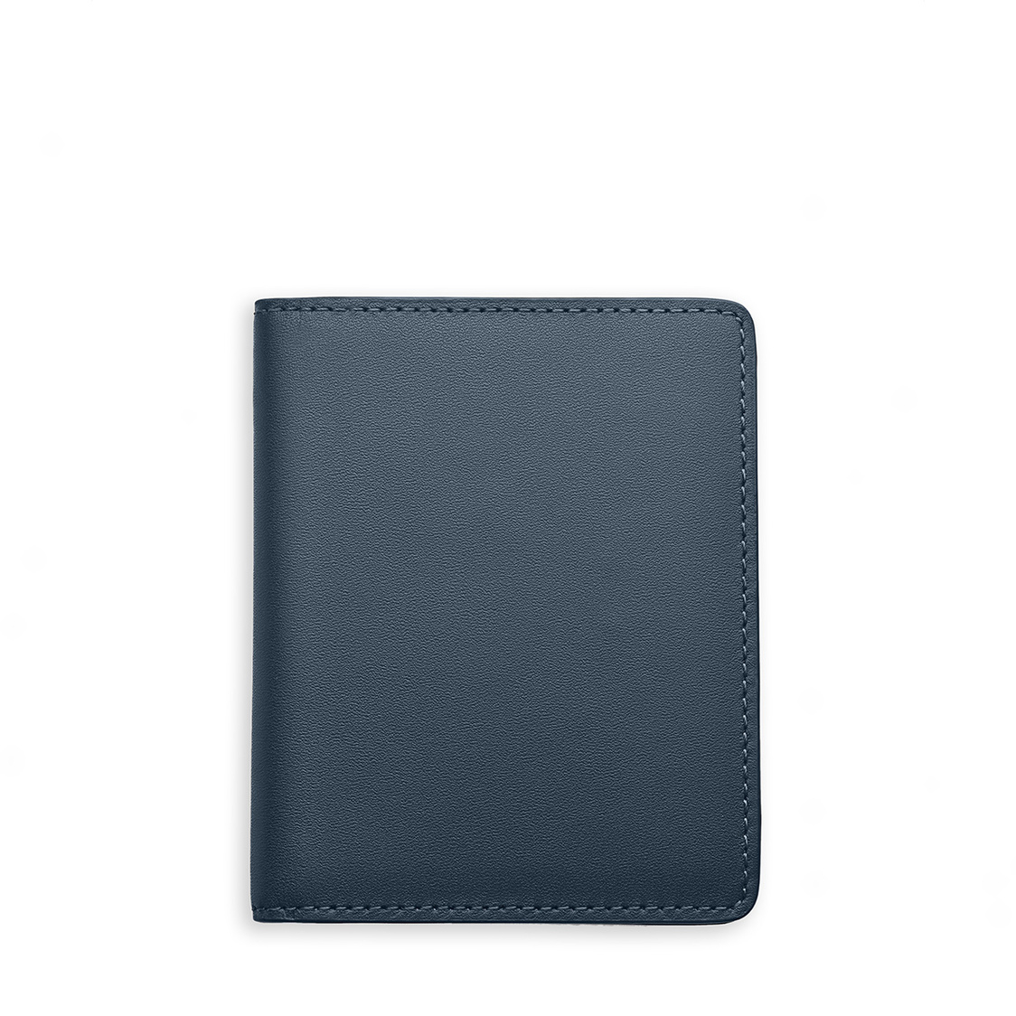 Kyl Wallet - Navy Leather