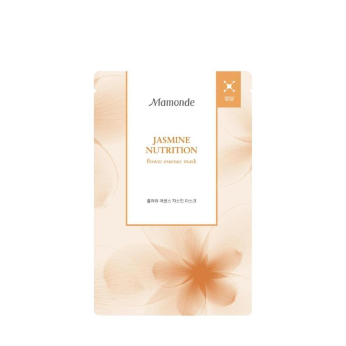 Flower Essence Mask-Nutrition 1 Sheet