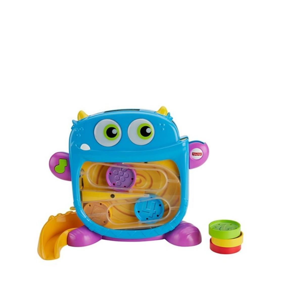Infant Hungry Monster Maze