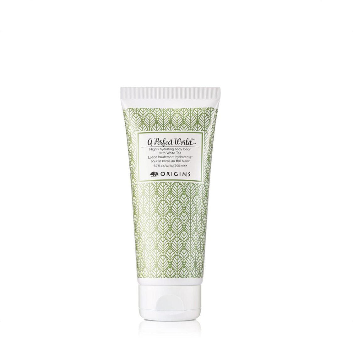 Origins A Perfect World Highly Hydrating Body Lotion With White Tea 200ml
