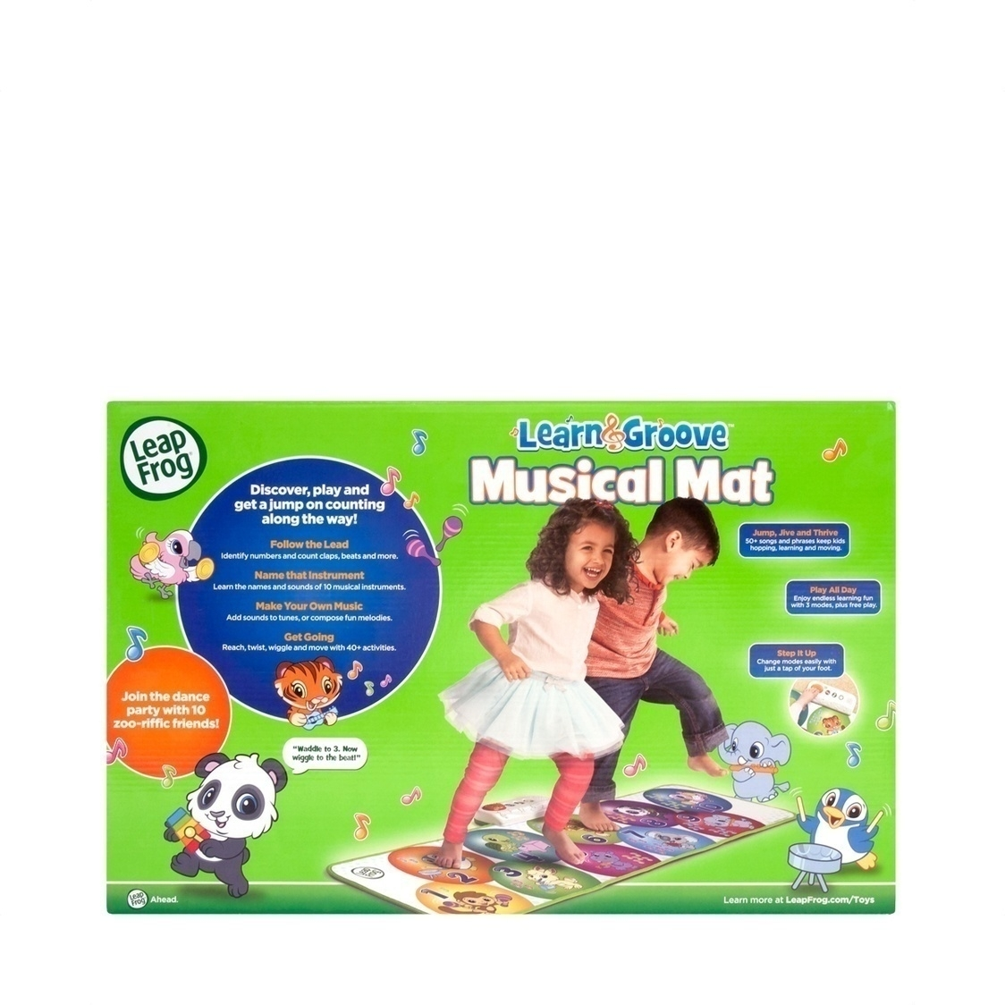 Learn  Groove Musical Mat