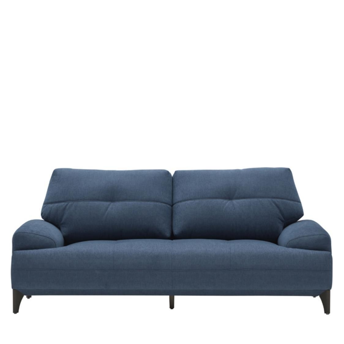 Iloom Boston Fabric Sofa 2R4 Washed Denim