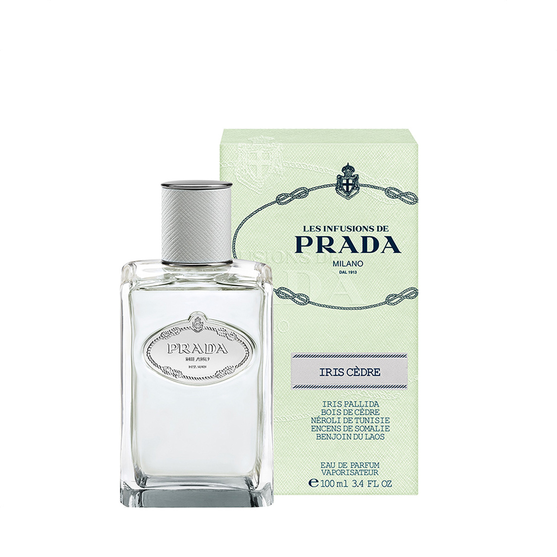 Les Infusions Cedre EDP 100ml