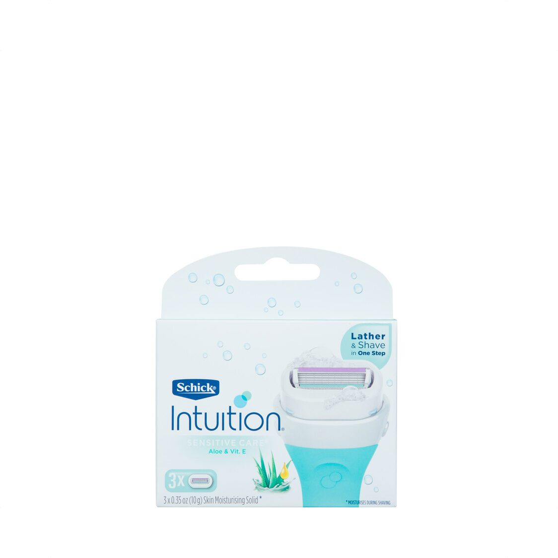 Intuition Plus Refill 3S Sensitive