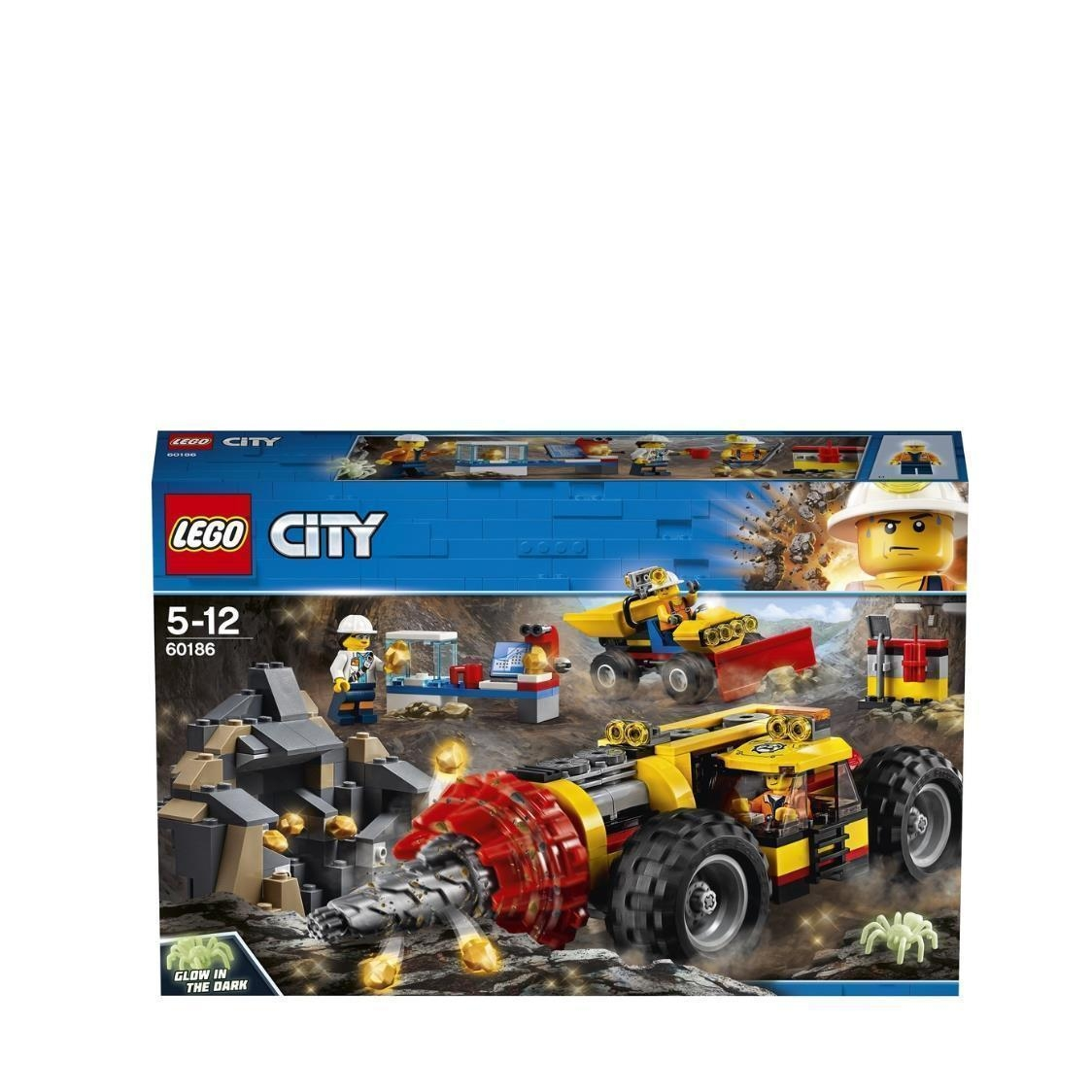 Mining Heavy Driller 60186