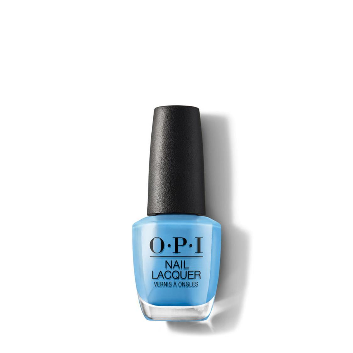 OPI Nail Lacquer No Room For the Blues