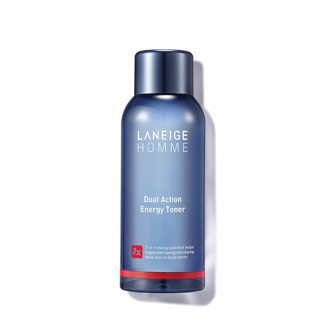 Homme Dual Action Energy Toner 150ml
