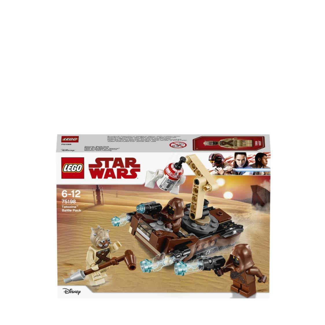 Tatooine Battle Pack 75198