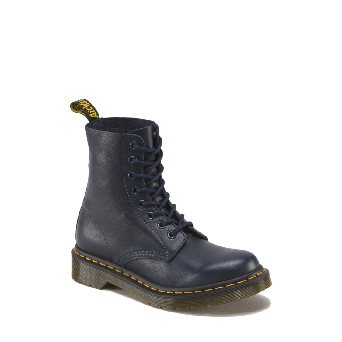 Dr Marten 1460 Pascal Virginia Leather 8 Eyelet Ankle Boots