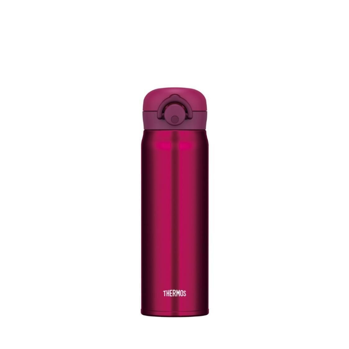 One Push Tumbler With Local Design Stickers 05L Wine Red